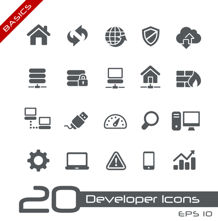Developer Icons
