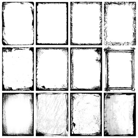 tearing down: Frames and Textures
