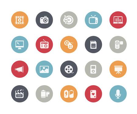 Multimedia Icons Classics Series