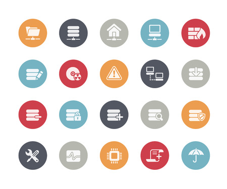 ftp servers: Network and Server Icons  Classics Series