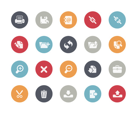 classics: Interface Icons  Classics Series Illustration