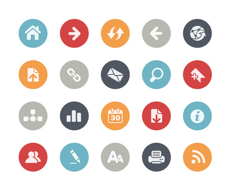 classics: Web Icons  Classics Series