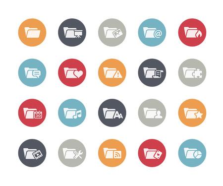 classics: Folder Icons Set 2 of 2 Classics Series