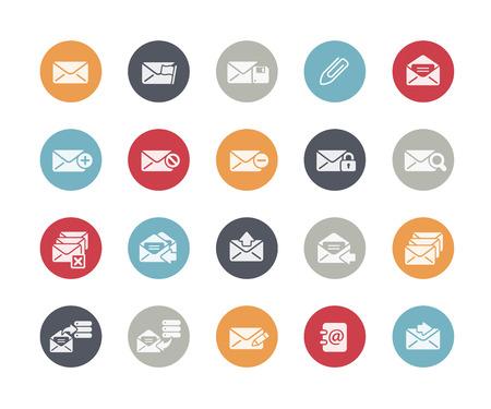 delete: Email Icons Set Classics Series