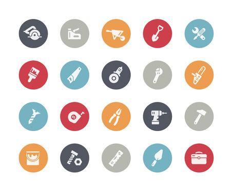 Tools Icons  Classics Series Vector
