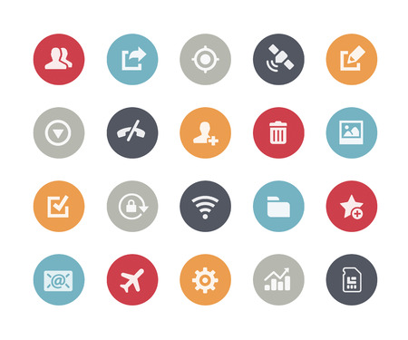 Web and Mobile Icons 2  Classics Series