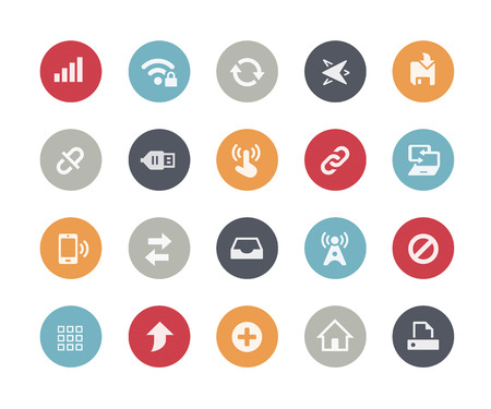 Web and Mobile Icons 6  Classics Series Vector