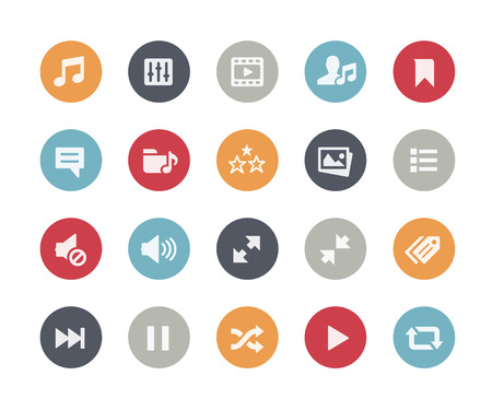 mobile icons: Web and Mobile Icons 7  Classics Series