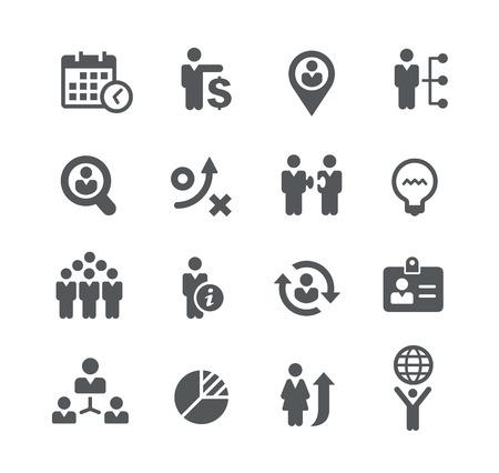 Company Efficiency  Business Strategies Illustration