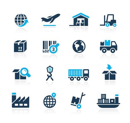 Przemysł i Logistyki Azure serii