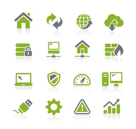 Web Developer Icons -- Natura Series