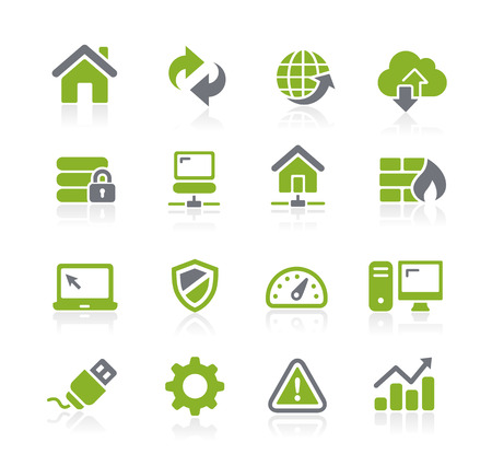 Web Developer Icons -- Natura Series