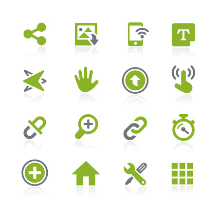 natura: System Icons Interface -- Natura Series