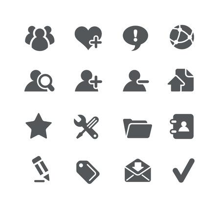 toolbar: Web Development icons - Utility Series