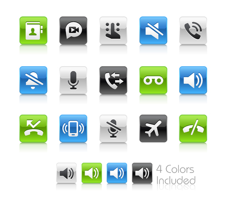 voicemail: Web and Mobile Icons 1 - Clean Series