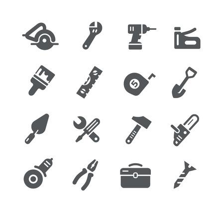 Tools Icons -- Utility Series