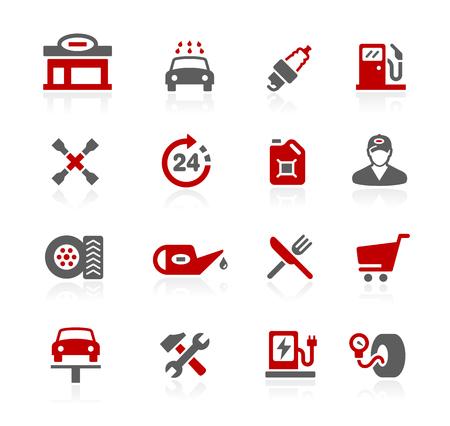 Gasolinera - Serie de Redico