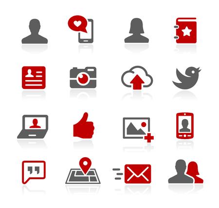 chat room: Social Web -- Redico Series