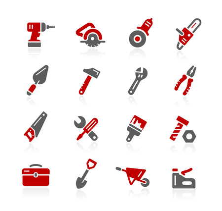 power icon: Tools Icons - Redico Series Illustration