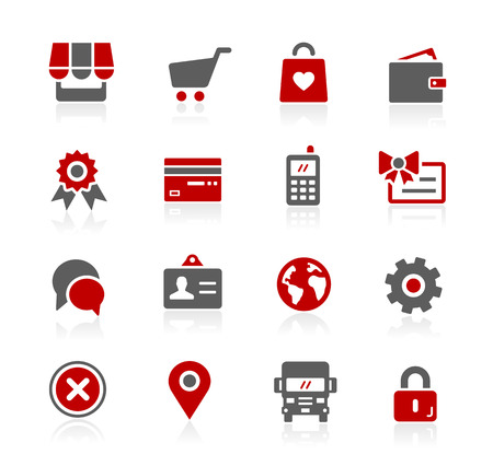 Tienda en línea - Serie de Redico