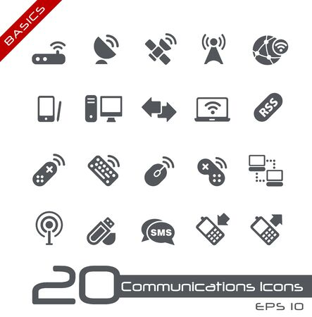 wireless icon: Wireless Communications - Basics