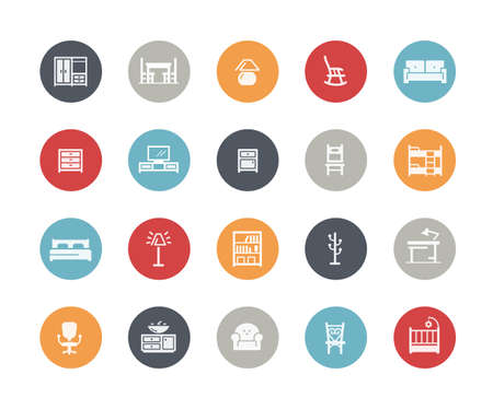 Furniture Icons   Classics Series