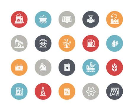 Energy Icons  Classics Series Imagens - 153724822