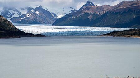 Los Glaciares National Park in Southern Argentina in Santa Cruz Perito Moreno
