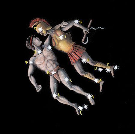 12 month old: Icona del segno zodiacale gemelli
