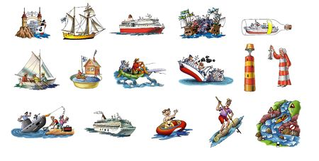 rowing boat: The various ships, boat and more_1