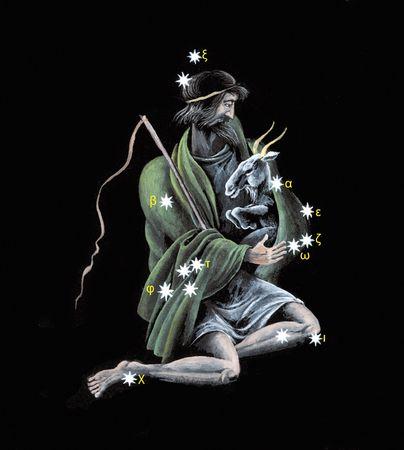 virgo: Constelaci�n el Auriga