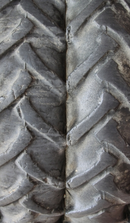 tire or tyre Stock Photo