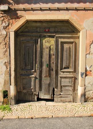 Old door  Portugal