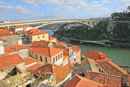 Porto  Oporto   Ancient town in Portugal  photo