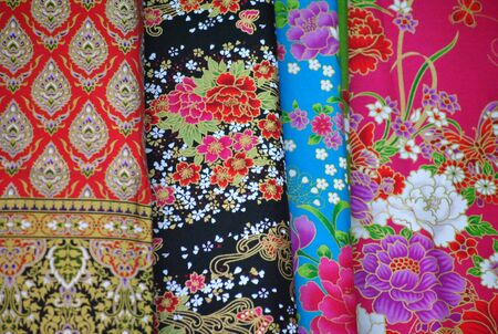 cloth in Thailand
