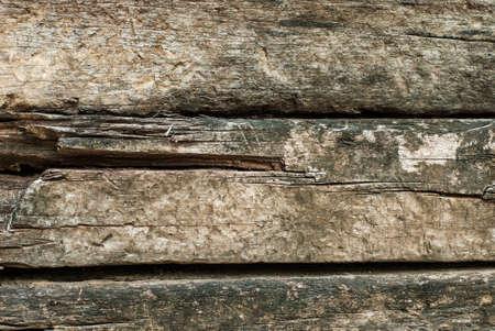 Die alte Holz Standard-Bild - 29880509