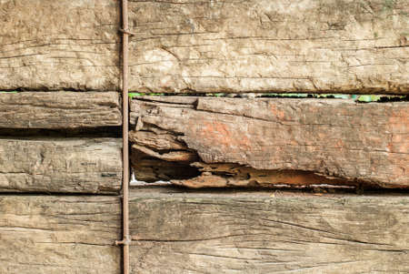 Das alte Holz Standard-Bild - 29880510
