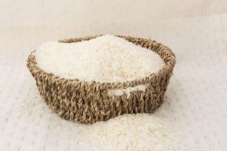 Roher Reis Thailand Standard-Bild - 30856386