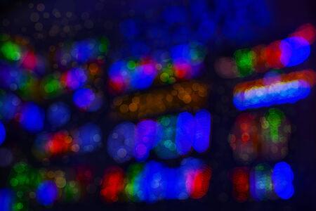 LED-Licht-Hintergrund Standard-Bild - 32606860