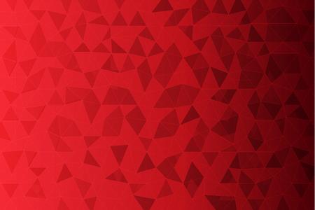 Rote Farbe Low-Poly-Hintergrund Standard-Bild - 47327319