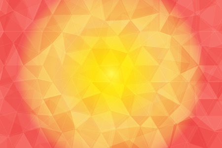 Rosa Farbe Low-Poly-Hintergrund Standard-Bild - 47327320