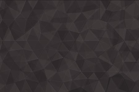 Graue Farbe Low-Poly-Hintergrund Standard-Bild - 47327324