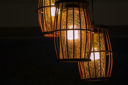 Beleuchtungs- und Lampenweinlesefilter. Standard-Bild - 47286446
