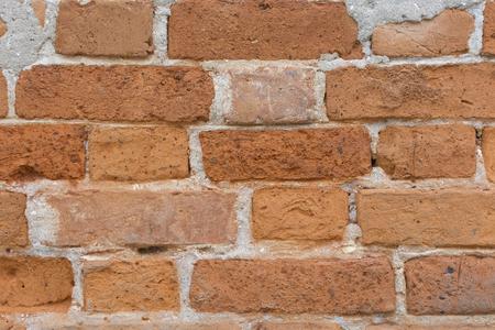 Alte Mauer Hintergrund oder Textur Ziegelmauer Standard-Bild - 47650850