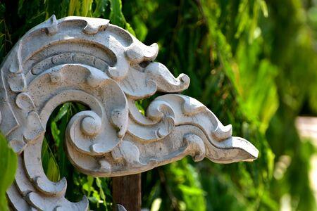 stucco: Stucco Thailand Stock Photo