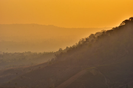 cordillera: mountain range