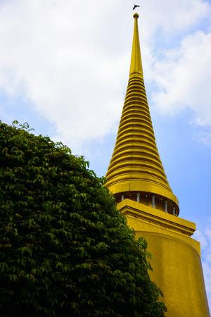 Phra Si Ratana Pagoda Stock Photo