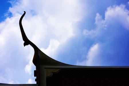 apex: Gable apex silhouette