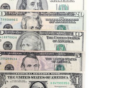 five dollar bill: American Money