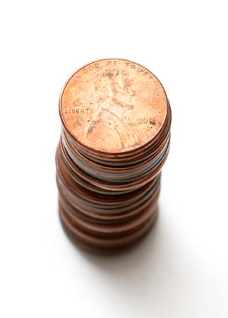 copper coin: American Money